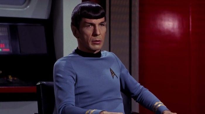 star trek discovery spock