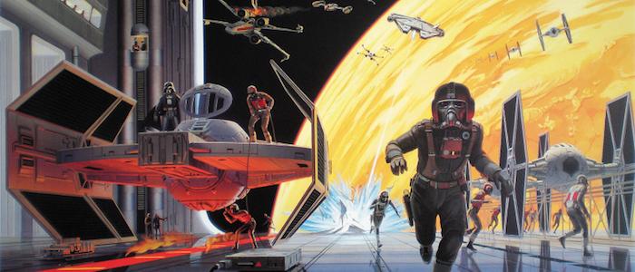 Han Solo Ralph McQuarrie