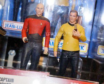 Toy Fair 2018 - Star Trek Figures