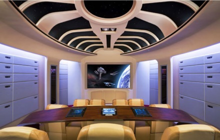 I am sure everyone has seen this by now, but without a doubt it is the best  home theater in the world!