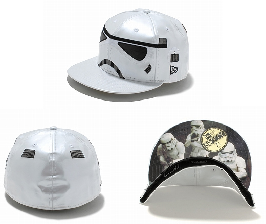 star wars 59fifty. Cool Stuff: New Era Japan's 59Fifty fitted Star Wars Caps