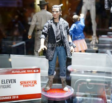 Toy Fair 2018 - Stranger Things 2