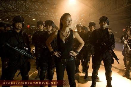 Moon Bloodgood as Det. Maya Sunee in Street Fighter: The Legend of Chun Li