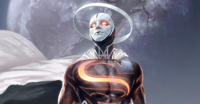 Superman Alternate Design