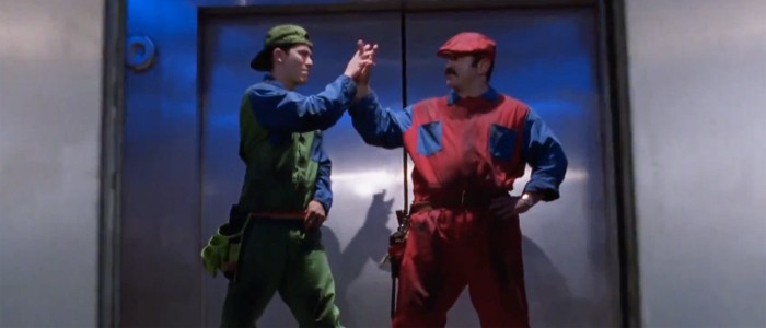 Super Mario Bros Blu-Ray