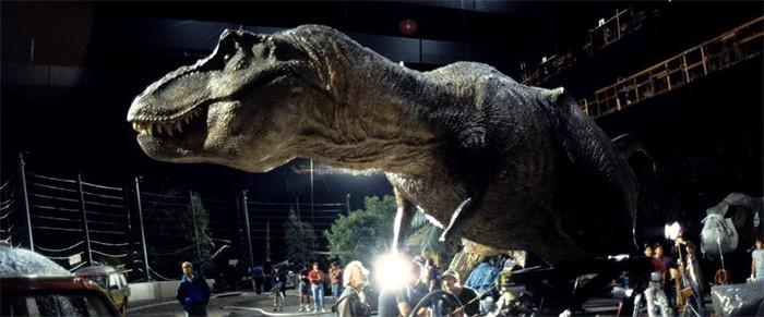 Jurassic World performance capture