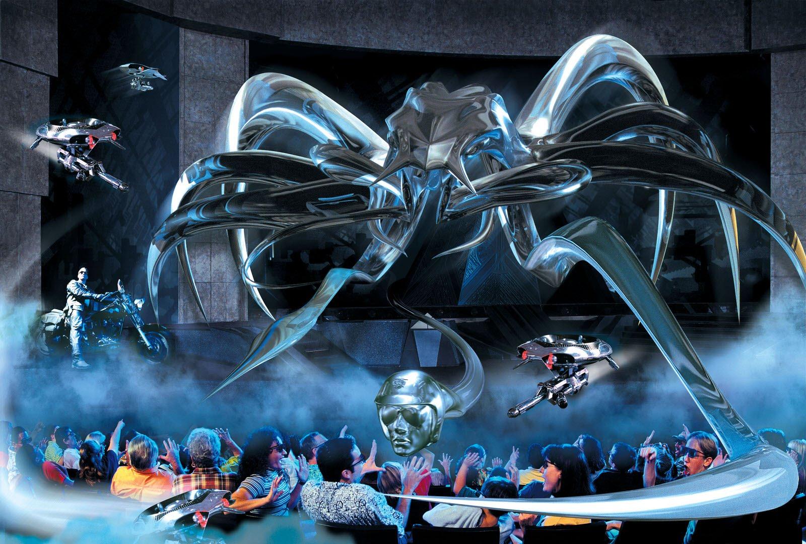 Terminator 2 3d Closing At Universal Studios Florida