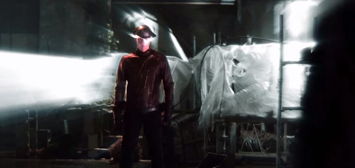 The Flash S2 trailer