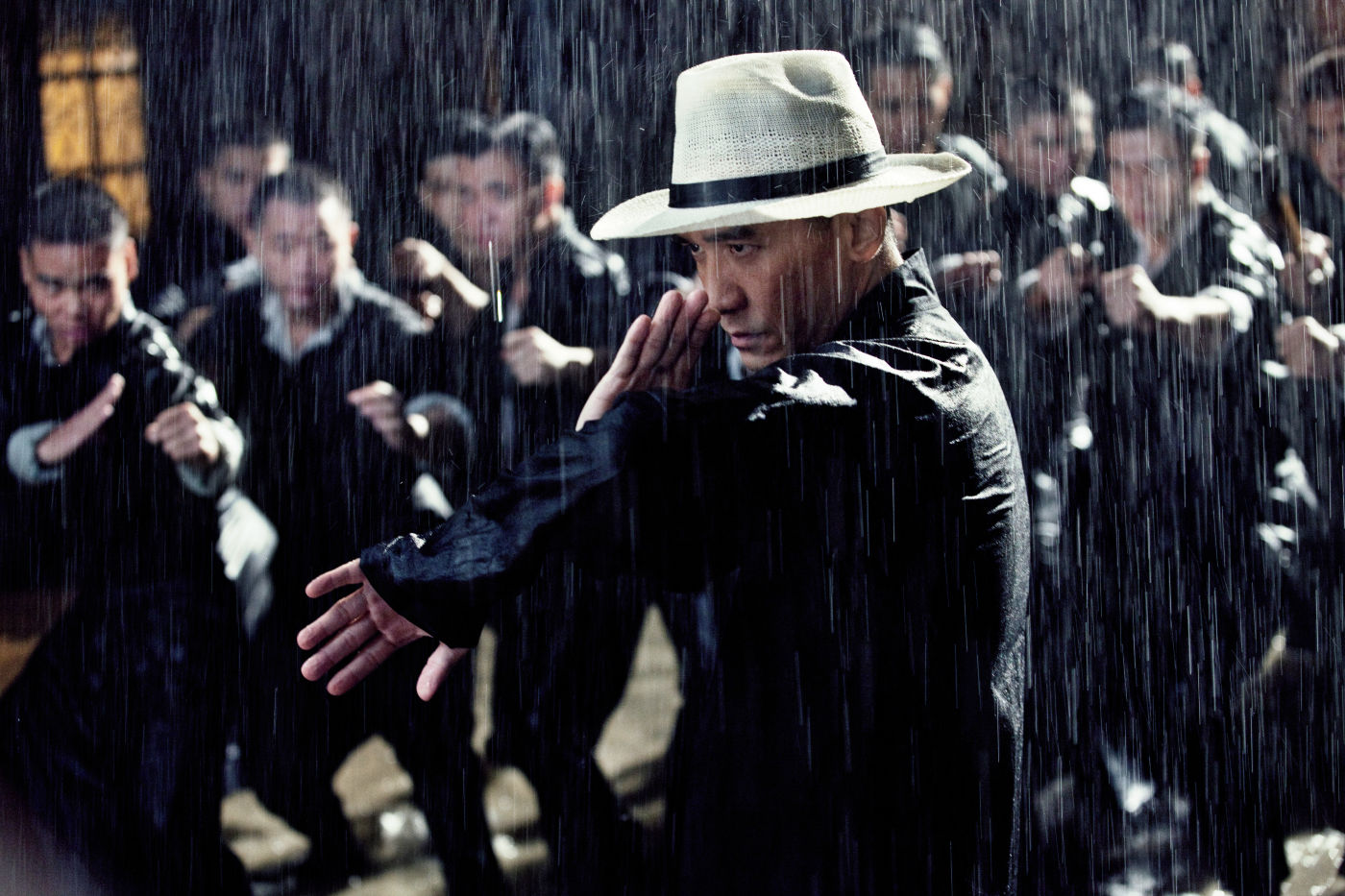 The /Filmcast: Bonus Ep. – The Grandmaster (GUEST: David Ehrlich from Film.com)