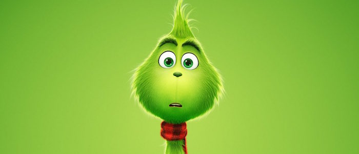 The Grinch Poster Before He Was Mean