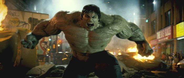 Risultati immagini per the incredible hulk