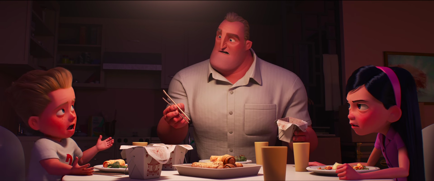 the incredibles 2 trailer  your favorite superhero family is back in action