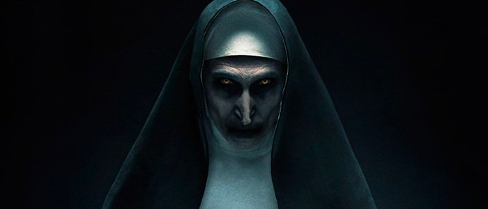 The Conjuring Universe Continues With The Nun A New Horror Film From Director Corin Hardy The Film Delves Into The Backstory Of The Terrifying Demonic Nun