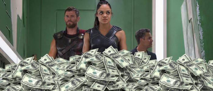money the office