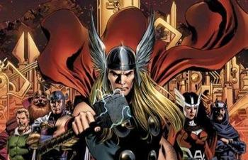 Thor, uma das planejadas superproduções a ir as telas em breve