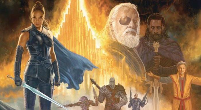 The Making of Thor Ragnarok