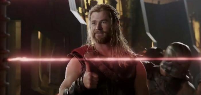 Thor: Ragnarok Sneak Peek Video