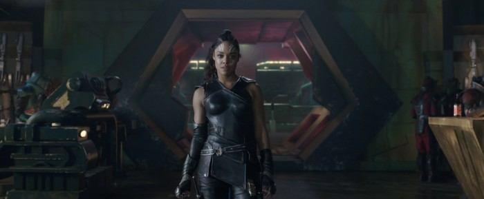 Thor Ragnarok - Tessa Thompson as Vaklyrie