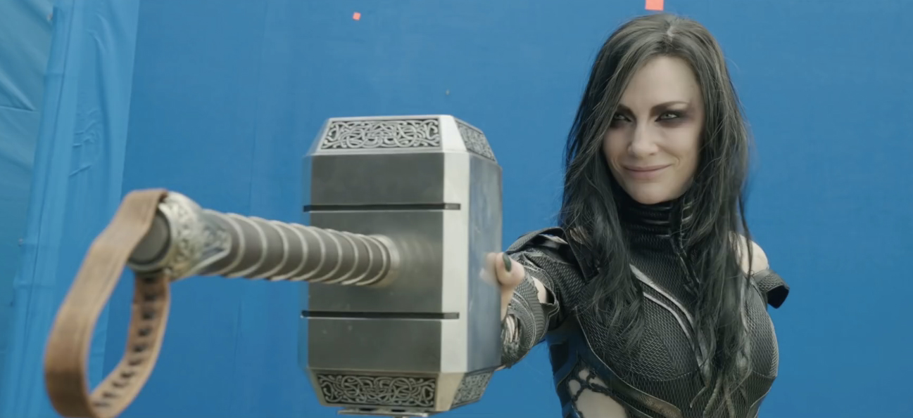 votd thor ragnarok visual effects reel highlights hela