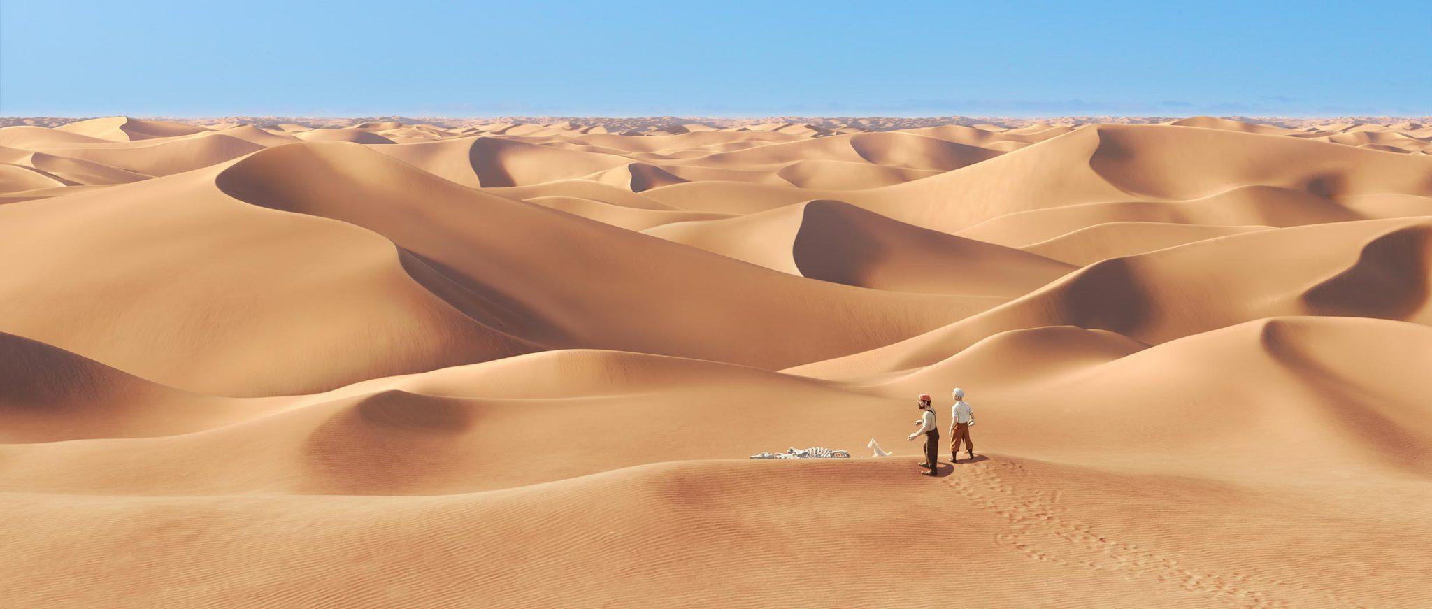 Posted Image  Desert