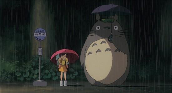Films of Hayao Miyazaki