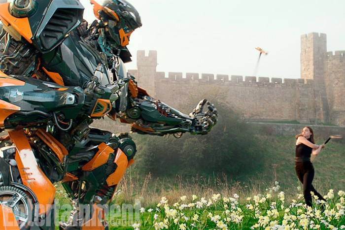 Hot Rod in Transformers The Last Knight