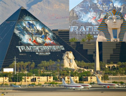 transformers 2 luxor