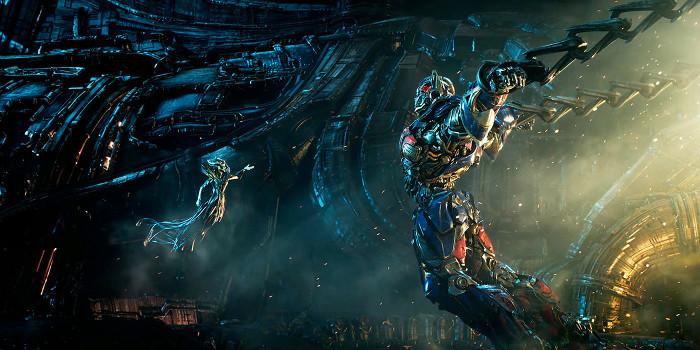 Transformers The Last Knight Credits Scene