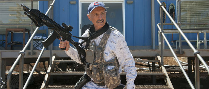 we watched all five dtv tremors sequels
