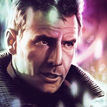 Sam Gilbey Blade Runner