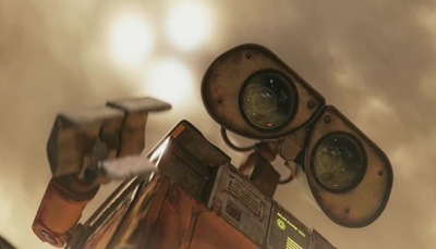 WALL-E Movie Trailer
