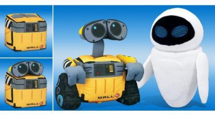 Transforming WALL•E Plush