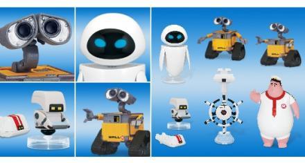 WALL-E Action Figures
