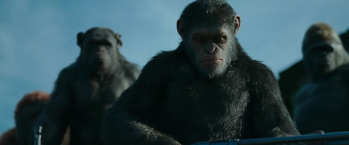 war for the planet of the apes ceasar and his apes
