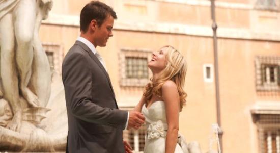 Kristen Bell When in Rome