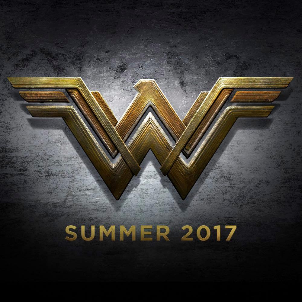 New wonder woman logo officially unveiled by warner bros wonderwoman logo final biocorpaavc Images