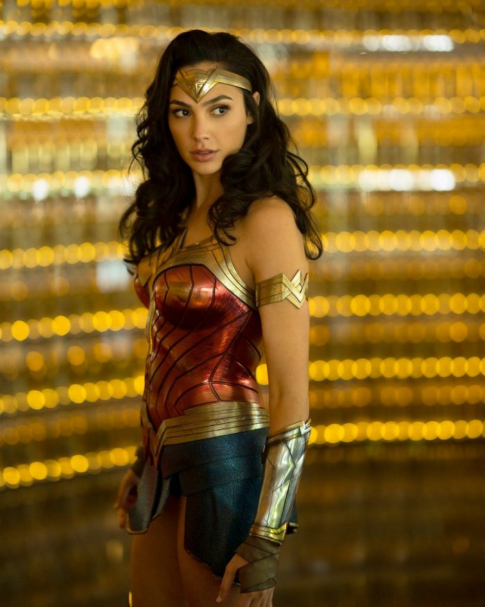 Gal Gadot Suits Up in New 'Wonder Woman 1984' Image