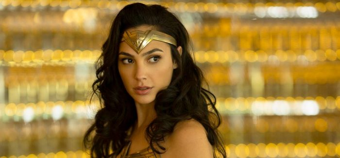 New 'Wonder Woman 1984' Photo Puts Gal Gadot in More Vibrant Armor