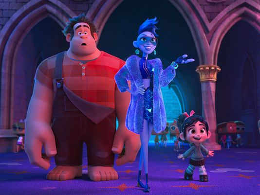 'Wreck-It Ralph 2' photo shows meeting with Disney princesses