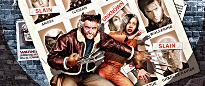 X-Men Days of Future Past comic book movie comparison