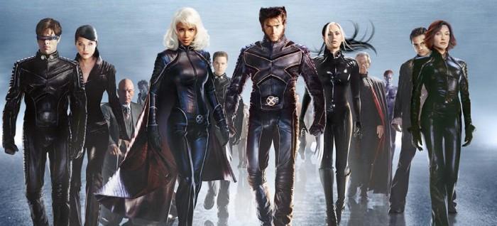 Original X-Men Cast