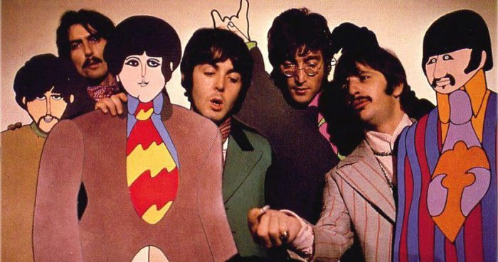 a look at the films of the rock group the beatles The beatles' sgt pepper's lonely hearts club band was a widely  they would  like to see in a kind of magical ideal film, and what came out of this  world could  be a magical place if you only knew where and how to look.