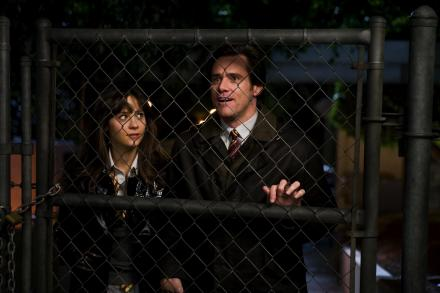 First Look: Jim Carrey and Zooey Deschanel in Yes Man