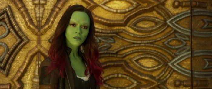 "Zoe Saldana Slams Hollywood ""Elitists"" Who Look Down on Marvel Movies"