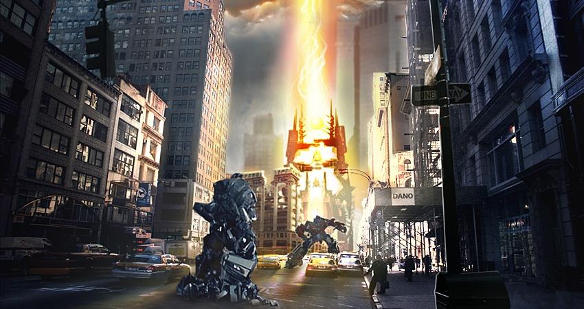 Transformers 2: Revenge of the Fallen el juego Zz005518ae