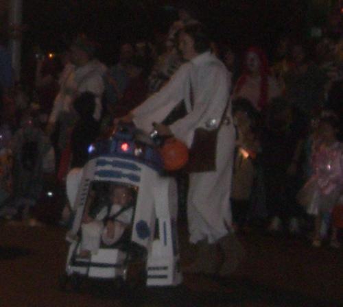 Star Wars Stroller