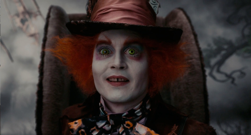 40 Imágenes de Alice in Wonderland de Tim Burton