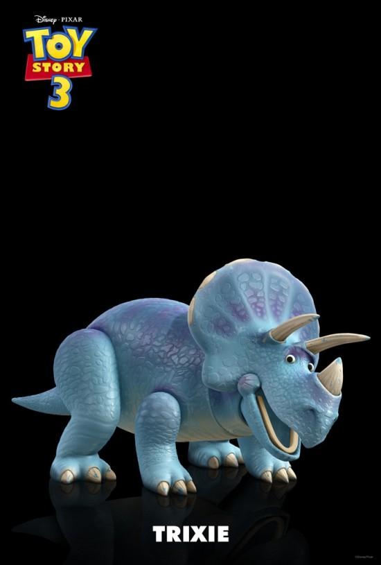 Toy Story 3 Trixie