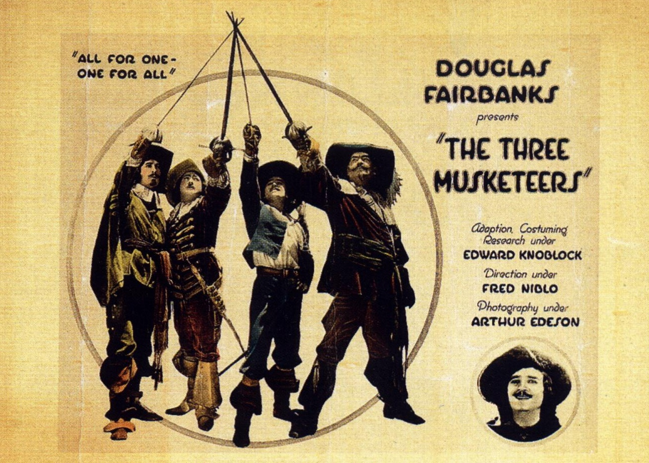 Film blogging the reel world the three musketeers pooptronica