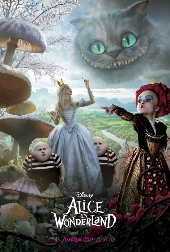 Alice in Wonderland banner 1